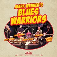 Mark Wenner Blues Warrior Cover