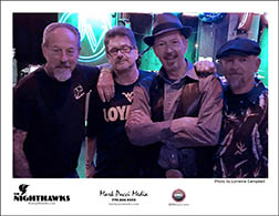 Nighthawks Promo Photo